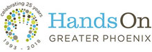Hands On Greater Phoenix logo