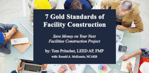7 GOLD Standards of Facility Management Book