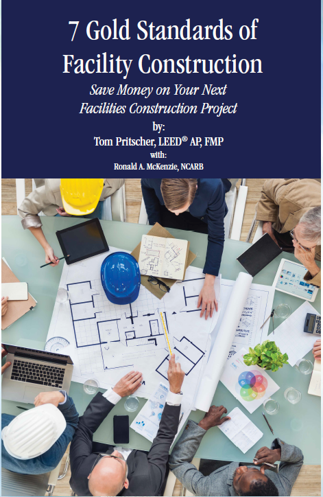 7 Gold Standards of Facility Construction Book Cover